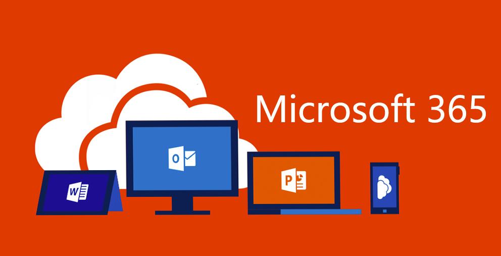 Microsoft Office 365 cloud diensten